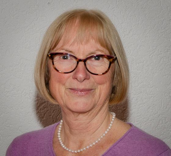 Brigitte Gutgsell, Beisitzerin